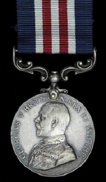 Profile pic military medal mm