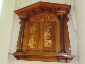 Profile pic white hills methodist church honour roll  41911 104913