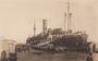 Thumb troop ship hmat wandilla a62 6 6 1919 departing melbourne