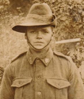 Profile pic portrait of john william buckingham