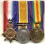 Thumb ww1 medals set