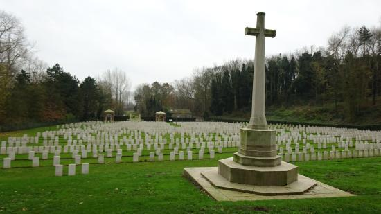 Normal coxyde military cemetery