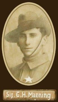 Profile pic manning  george william harold 219