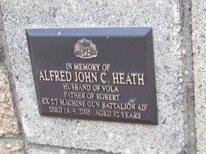 Profile pic heath  alfred john c