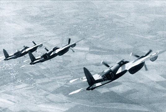 Normal 21 sqn mosquitoes