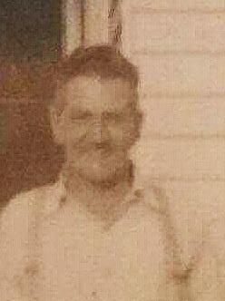 Profile pic alf macdonald circa 1945