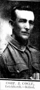 Profile pic cogle  john kensington 18645
