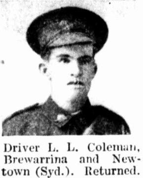 Profile pic coleman  leonard leslie 19258