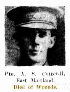 Profile pic cotterill  alfred stanley 3208