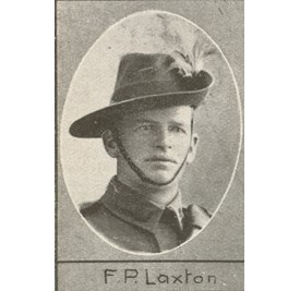 Profile pic laxton  frank pierpoint from discovering anzacs