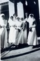 Thumb anne donnell s photo   the five sisters   two orderlies of e ward  a ward of 100 patients   abbassia  january 1916
