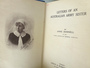 Thumb anne donnell s photo   inside pages of 1920 book   letters of an austn army sister