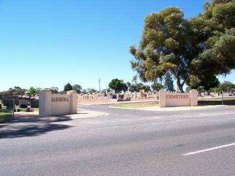 Normal aaa barmera cemetery