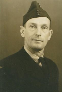 Profile pic lac fred palmer c 1942 rank ac