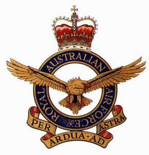 Profile pic raaf badge
