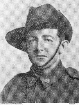 Profile pic cater  bertie william from awm
