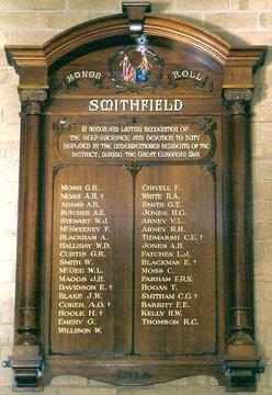 Normal smithfield 1914 19