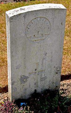 Profile pic hhl headstone