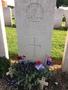 Thumb headstone