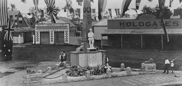 Normal beaudesert 1921