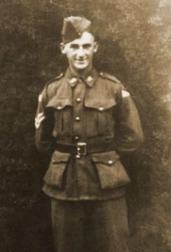 Profile pic nicholson   douglas clive   army uniform 1