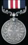 Thumb military medal reverse