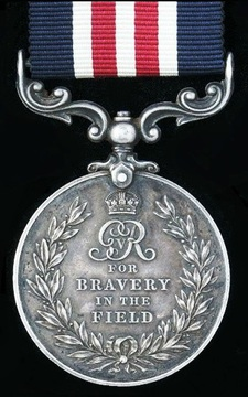 Profile pic military medal   reverse