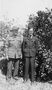 Thumb rc gr207 charles wilfred routley with son russell charles c1942