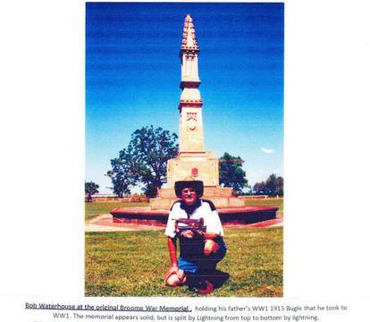 Normal broome war memorial 1