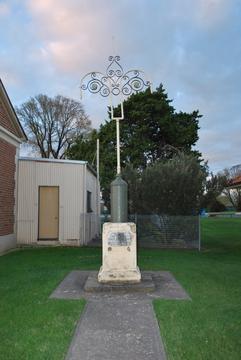 Normal blayney boer war memorial 001