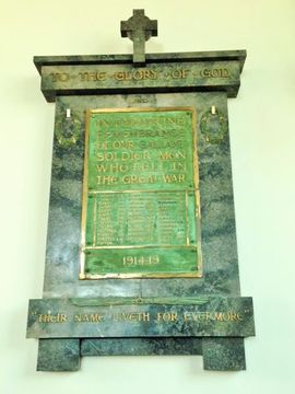 Normal 450px war memorial at malvern presbyterian church