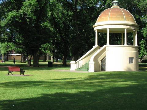 Normal fitzroy memorial rotunda