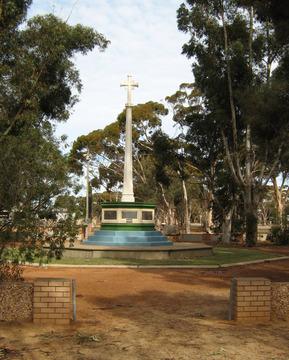 Normal moora war memorial