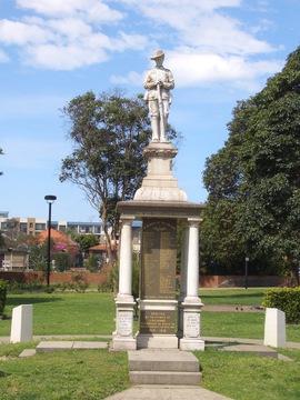 Normal lidcombe war memorial