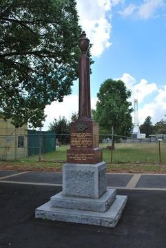 Normal dunolly great war memorial