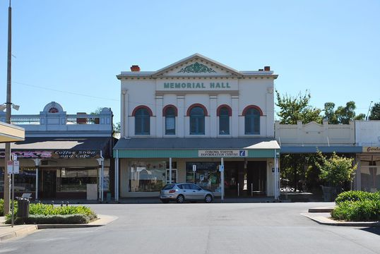 Normal 1280px corowa memorial hall
