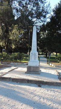 Normal world war 2 memorial  allora  2015 01