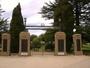 Thumb anzac park gates