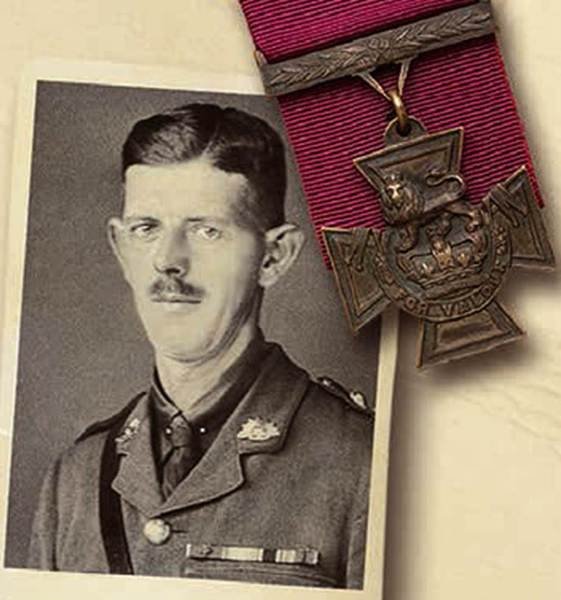 Virtual War Memorial Arthur Seaforth Blackburn Vc Cbe Ed