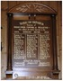 Thumb roll of honour copping hall ww1