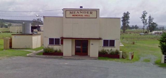 Normal meander memorial hall 2