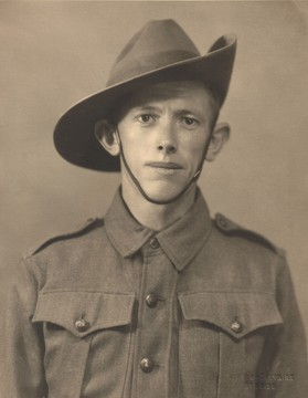 Profile pic arthur victor steeles soldier