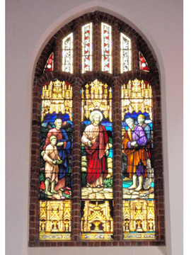 Normal wahroonga st andrew s anglican church memorial window