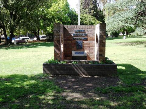 Normal armidale hmas armidale memorial