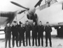 Thumb raf 612 sqn crew with whitley iceland 1942