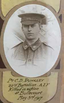 Profile pic 45. dunkley  clement bertram 5781