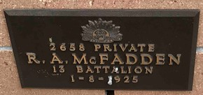 Profile pic mcfadden