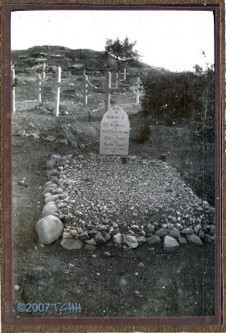 Profile pic shell green cemetery 1915
