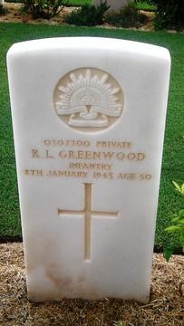 Profile pic greenwood  richard lancelot q302700