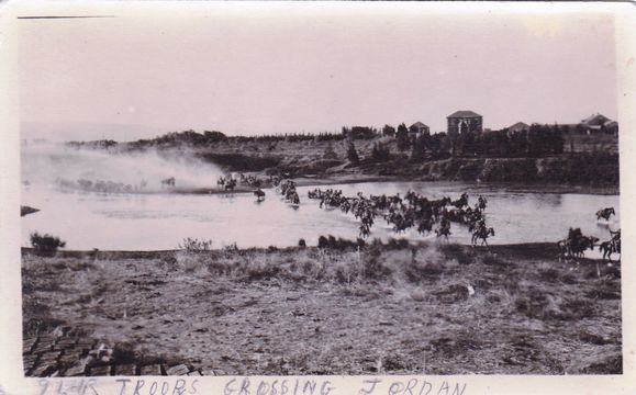 Normal 9th light horse australian troops crossing the river jordan   ww1 44911993755 o